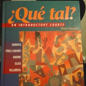 ¿Que tal? An Introductory Course (6th Edition)